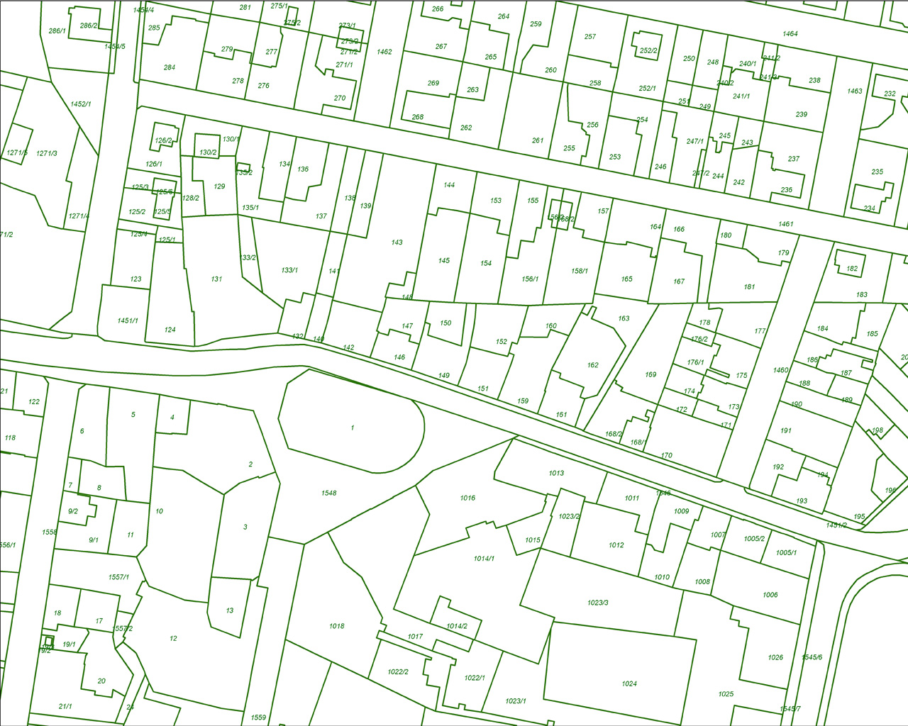 cadastral mapping services