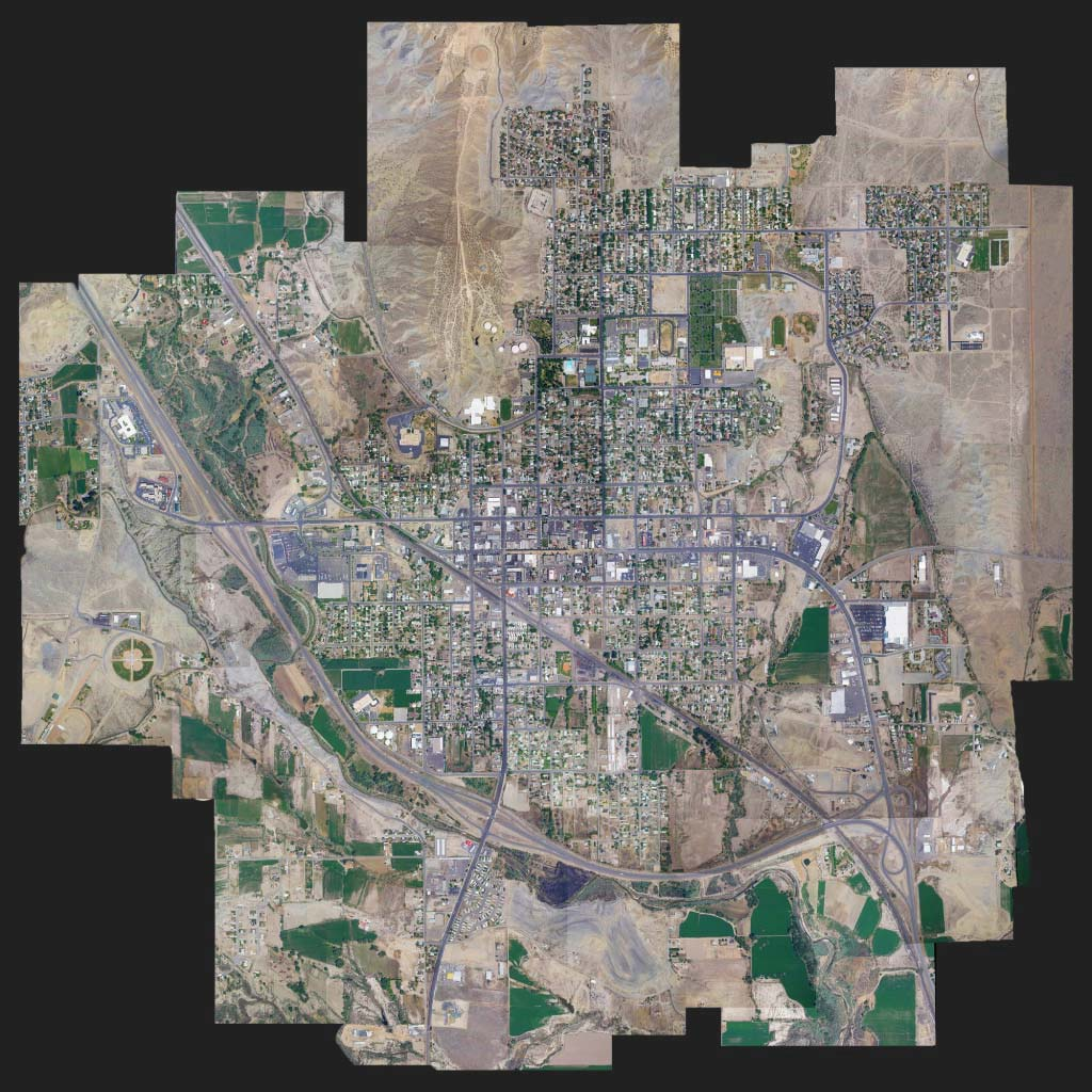 Orthophoto generation services