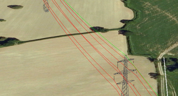 Transmission Line Management