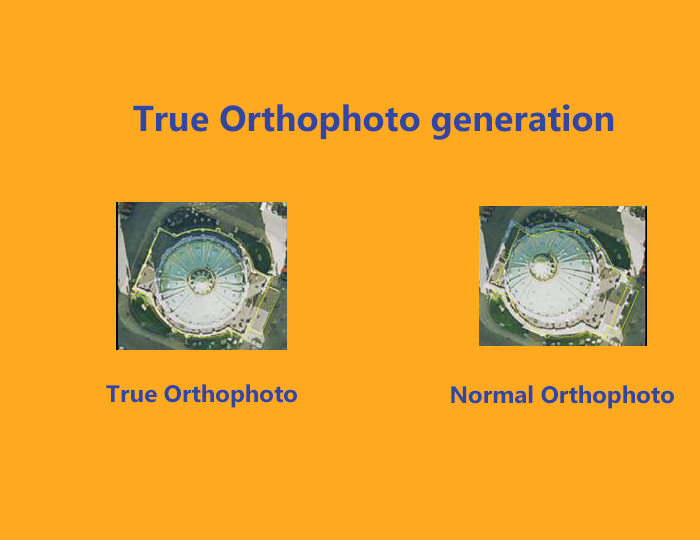 TRUE ORTHOPHOTO GENERATION